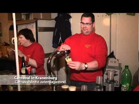 Carnavalsfeest in Kranenburg