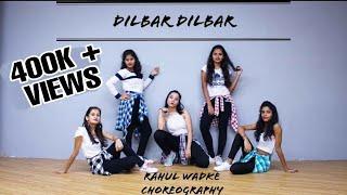 DILBAR-Satyameva-Jayate-Dance-Cover-Rahul-Wadke-Choreography width=