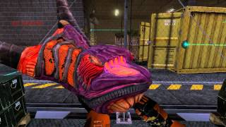 getlinkyoutube.com-Black Mesa vs. Half Life 1 Comparison