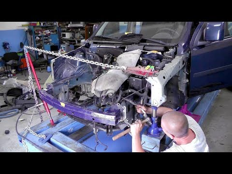 Opel Combo C. Вытяжка, пайка, клеевая, и т.д.