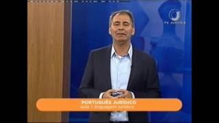 getlinkyoutube.com-Português Jurídico - Aula 1