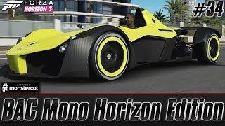 getlinkyoutube.com-Forza Horizon 3 (Xbox One): BAC Mono Horizon Edition [Episode #34]