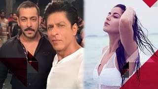 getlinkyoutube.com-Shahrukh Visits Salman's House For Dinner | Katrina Kaif Shares Her Bikini Clad Pictures