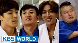 getlinkyoutube.com-Cool Kiz on the Block | 우리동네 예체능 - The National Judo Competition, part 2 (2015.12.29)