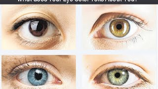 getlinkyoutube.com-What Does Your Eye Color Says About Your Personality ?