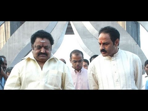 Naidu is planning to send a message to Harikrishna through Balakrishna - TV5