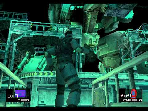 "Metal Gear Solid ""BIG BOSS rank"" TAS in 1:31:49.0 by theenglishman"