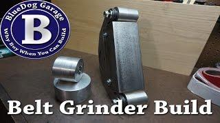 "getlinkyoutube.com-2 x 72"" Belt Grinder Build, Part 1 of 4..."