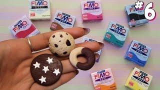 getlinkyoutube.com-Biscotti! Pan di stelle, Abbracci e Cookie - Fimo per principianti #6