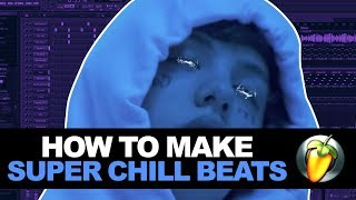 HOW TO MAKE CHILL BEATS IN 2017 (EASY) | Lil Xan - Betrayed Type Beat