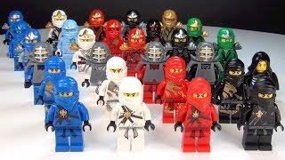 getlinkyoutube.com-LEGO Ninjago Ultimate Ninja Complete Collection