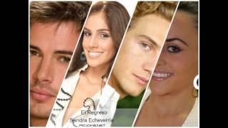 getlinkyoutube.com-El regreso- Telenovela Sandra Echeverria, Eugenio Siller y William Levy