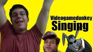 getlinkyoutube.com-Videogamedunkey Singing Compilation