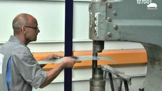 getlinkyoutube.com-Fabrication pas à pas d'une aile de Jaguar SS100