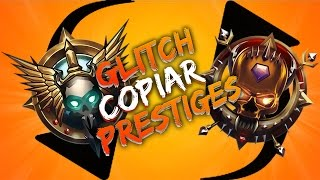 getlinkyoutube.com-Black Ops 3 - Glitch Copiar Prestigio - Copying Prestige Glitch - Glitch Multijugador