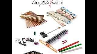 getlinkyoutube.com-Perfect Chopsticks by Hand with the Chopstick Master™