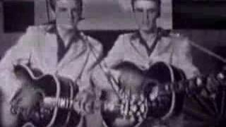The Everly Brothers - Bye Bye Love (1957)