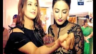 getlinkyoutube.com-Telebrations: This is what happened when Ishita & Akshara met