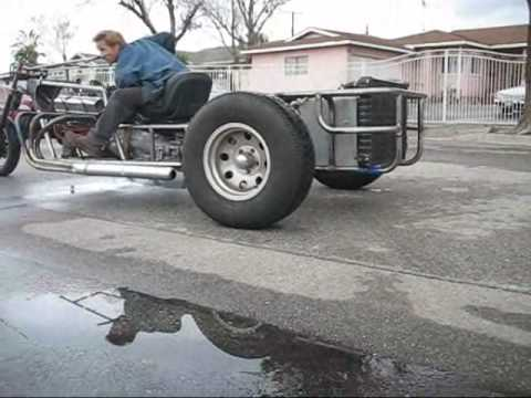 HomeMade V8 Trike
