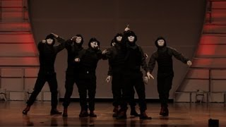 getlinkyoutube.com-Jabbawockeez at Hip Hop International 2012 [Behind the Mask]