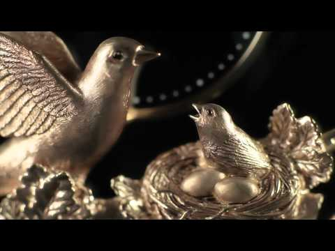 Petite Heure Minute Relief Bird by Jaquet Droz
