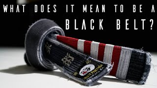 getlinkyoutube.com-Brazilian Jiu Jitsu | Philosophy | What Does It Mean To Be A Blackbelt? | ROYDEAN.TV