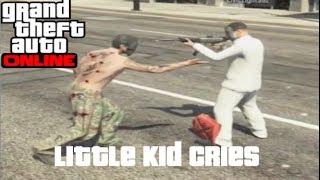 "getlinkyoutube.com-GTA 5 Trolling - Little Kid Cries - ""GTA 5 Funny Moments"""
