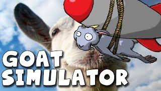 getlinkyoutube.com-Goat Simulator