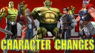 getlinkyoutube.com-MARVEL: Contest of Champions (iOS/Android) Upcoming Character Balance Changes