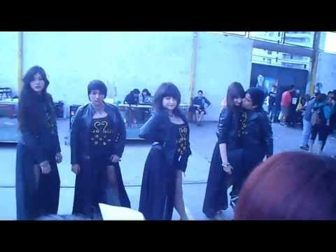 [FANCAM] Bad Girls/ 4 Minute - Volume Up ☠ Usagi No Fest ☠ HORROR 3.0 ☠ !! ⁀⊙﹏☉⁀