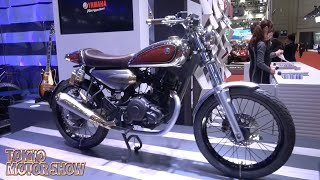 getlinkyoutube.com-超詳細 YAMAHA Resonator 125, Tokyo Motor Show 2015 東京モーターショー