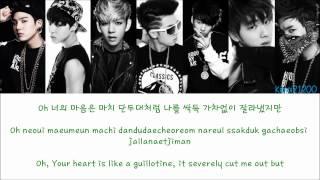 getlinkyoutube.com-BTS (Bangtan Boys) - I Like It (좋아요) [Hangul/Romanization/English] Color & Picture Coded HD