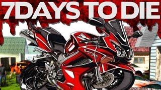 getlinkyoutube.com-CRAZY FAST MOTORBIKES ★ 7 Days to Die (21)
