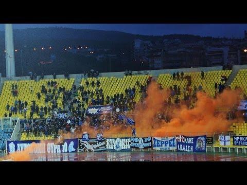 Iraklis Saloniki 2:0 Apollon Kalamarias 10.03.2014 Gate 10