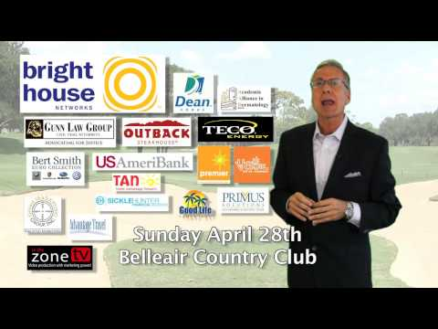 Dean Hedstrom Foundation for Melanoma Awareness Celebrity Pro-Am Commercial