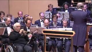 LIVE TV-opnames van trompet legende Maurice André met de Koninklijke Harmonie van Thorn