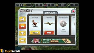 getlinkyoutube.com-TA Plays: Jurassic Park Builder - Spendin' Cheese on Dino Bucks