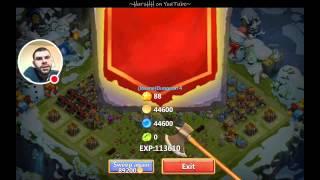 getlinkyoutube.com-Castle Clash: Power Shard Farming Live Stream