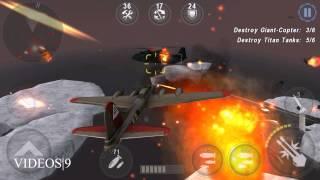 getlinkyoutube.com-GUNSHIP BATTLE : Episode 10 Mission 8  - B-17 Flying Fortress
