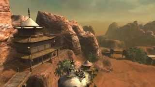 getlinkyoutube.com-Oriental Real Fighting 3D Action MMORPG 'XIAKE' / 협객온라인