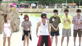getlinkyoutube.com-[ซับไทย] 130709 All The Kpop Summer Special EP01 Part 1-2 by LittleBeanSub