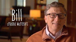 Bill Gates explains IF & IF/ELSE statements