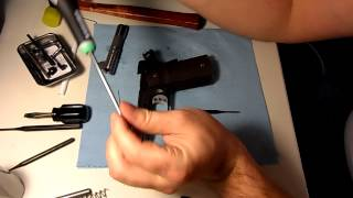 getlinkyoutube.com-Kimber Pro Complete Disassemble & Reassemble  (part 1 of 2)
