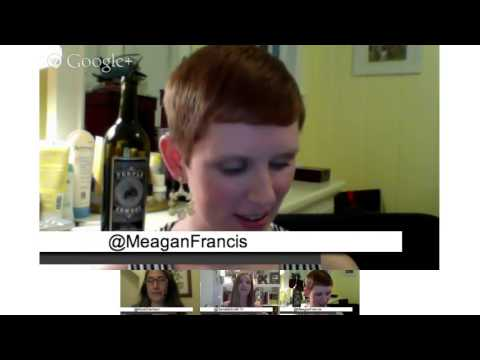 Wine Wednesday with Aliza Sherman, Meagan Francis and Danielle Smith