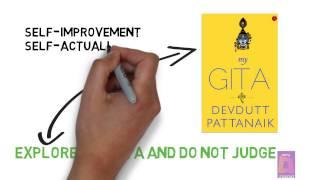 getlinkyoutube.com-Understanding The Gita [beinginspired by DEVDUTT PATTANAIK's My Gita]
