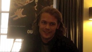 getlinkyoutube.com-A Conversation with Outlander's Sam Heughan
