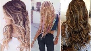 getlinkyoutube.com-CORTES DE CABELLO LARGO 2016 | #Fashion #Moda #Hair ♥