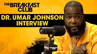 Dr. Umar Johnson Discusses Inter-Racial Marriage, President Trump, Self-Hatred & More width=