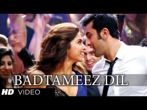 Badtameez Dil Full Song Yeh Jawaani Hai Deewani Feat. Ranbir Kapoor, Deepika Padukone