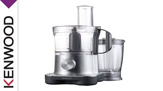 getlinkyoutube.com-Kenwood Multipro (FPM250) Compact Food Processor | Introduction